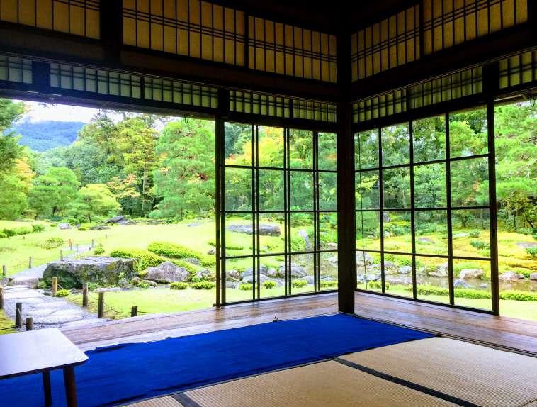 山縣有朋は庭園好きで知らやまがたありとも れ、京都の無鄰菴、東京の 椿山荘などを建設。 また岡崎・南禅寺付近に、 琵琶湖疏水を利用した別荘 庭園群が作られた。