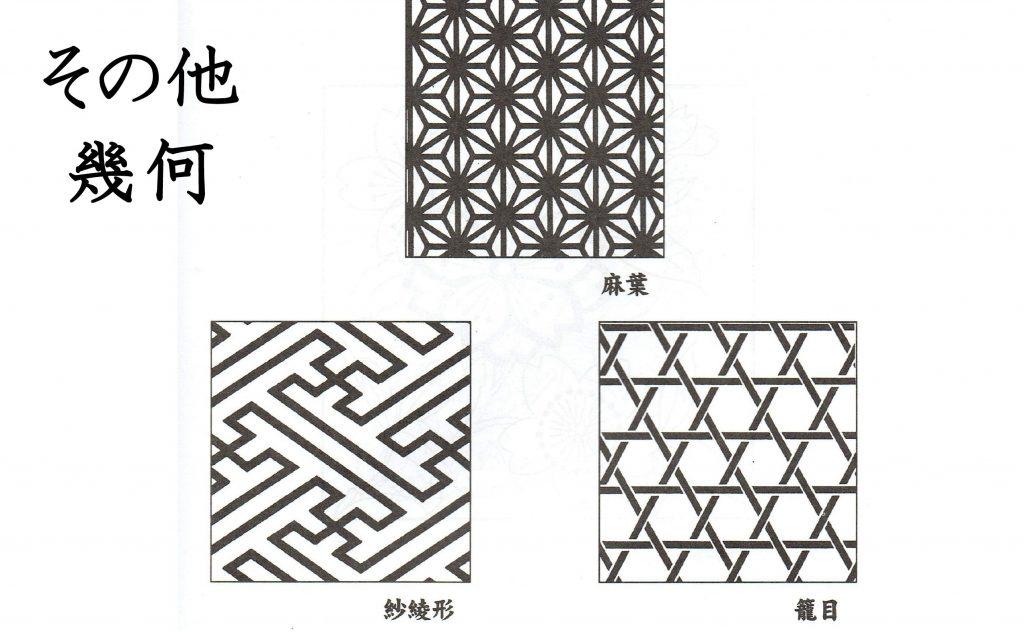 その他の幾何