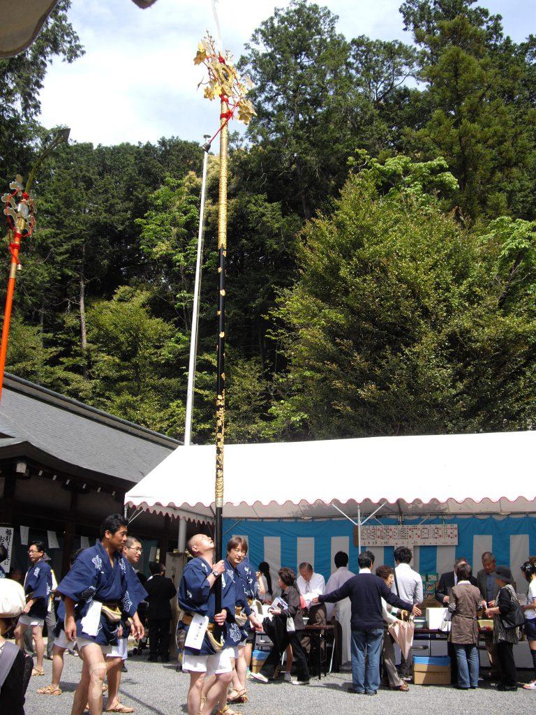 祇園祭の原型のお祭り