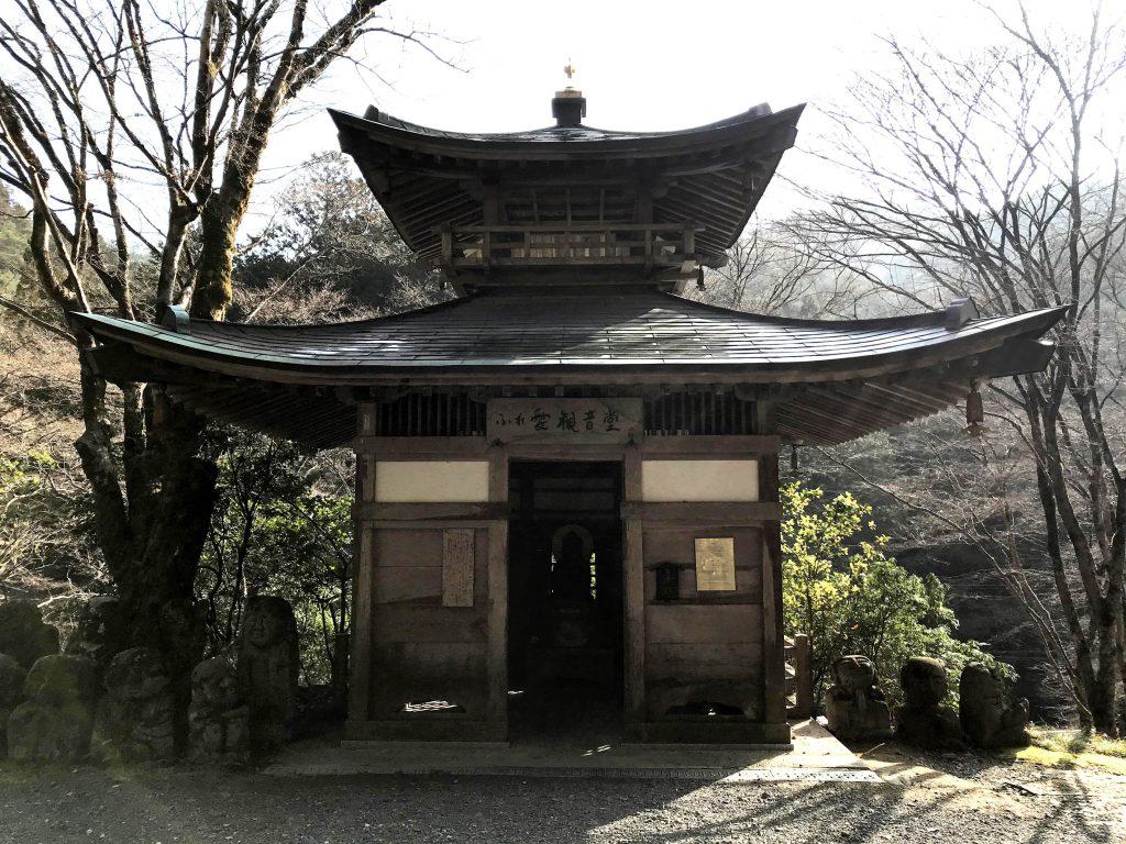 観音堂(ふれあい仏)